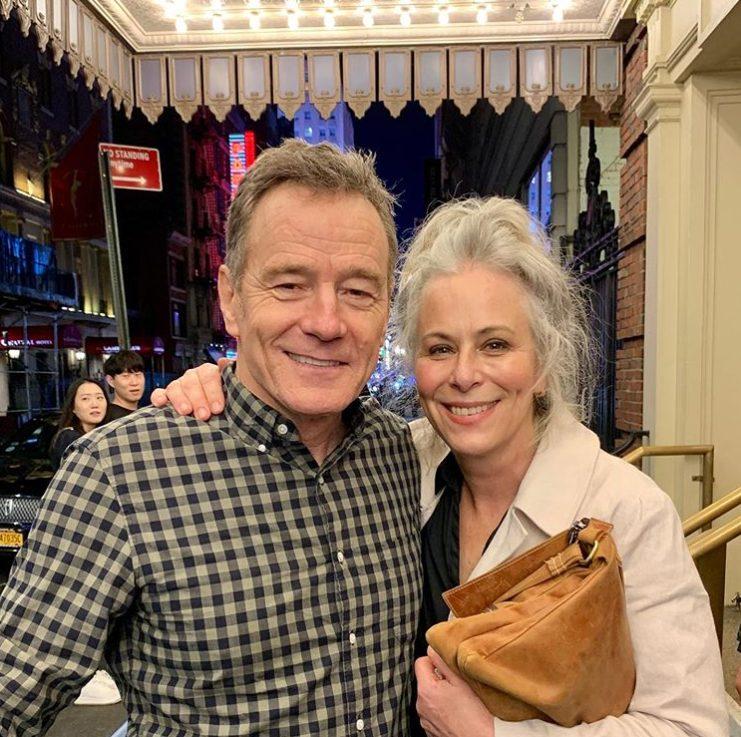 Hal y Lois (Malcolm) juntos de nuevo