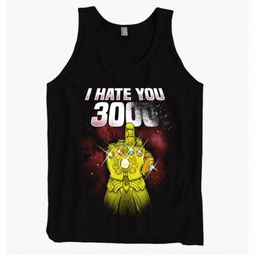 Camiseta I Hate You 3000 a 10,9€ durante 24 horas (Además -15% descuento con código SENTADO)