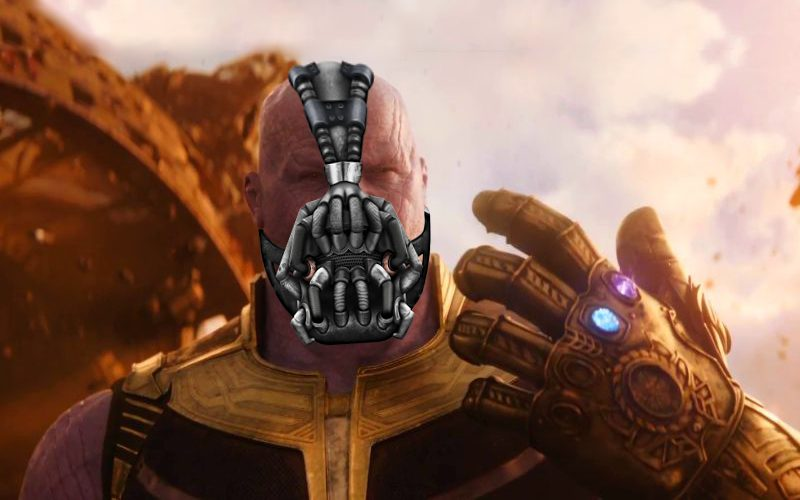 Es una pena que el personaje de Thanos pillase a Ron Perlman ya demasiado viejuno