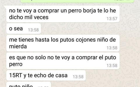 Niñato of the year