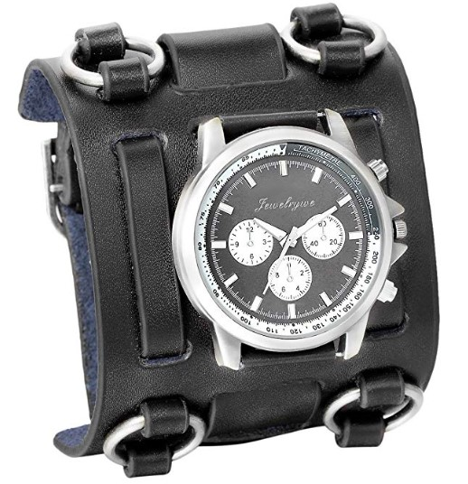 20a9f0750de3 Avaner Reloj de Pulsera Grande Punky Militar Deportivo para Hombres