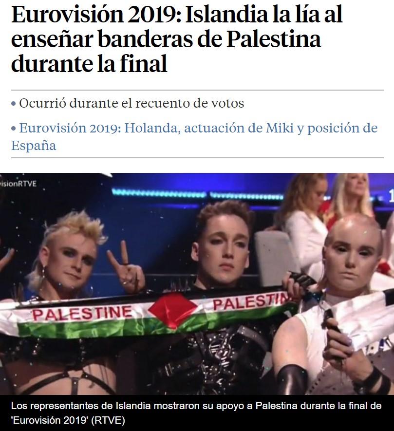 Millennials descubren Palestina