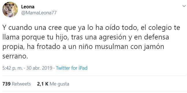 """""""Defensa propia"""""""