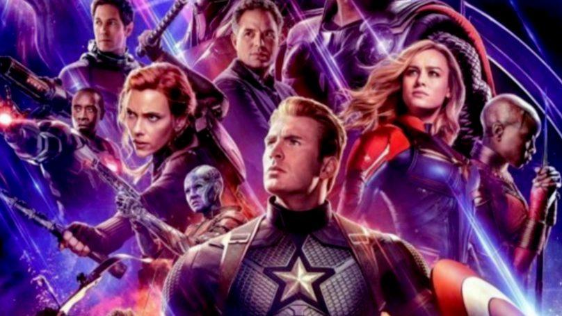 Avengers: End Game recauda 1200 millones de dólares en su estreno