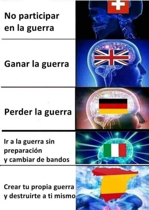 Auténtico espíritu español