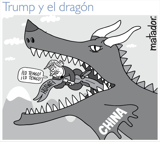 Venga Trump, que ya lo tienes