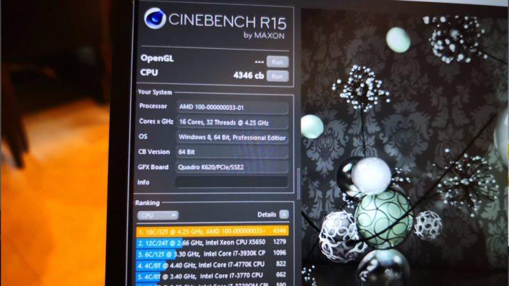 El AMD Ryzen 9 de 16 núcleos se come a un Intel Core i9-9980XE que triplica su precio