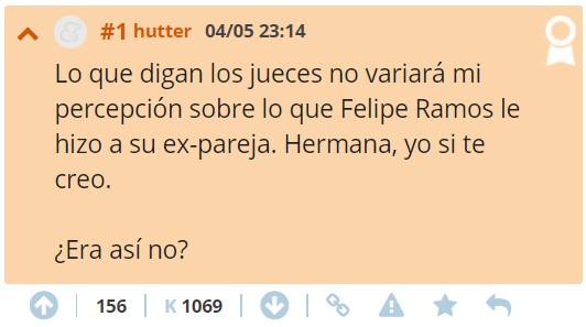 Vaya, qué caprichoso es el destino. A Felipe, Coordinador de Izquierda Unida, le han denunciado en falso... ¿o no?