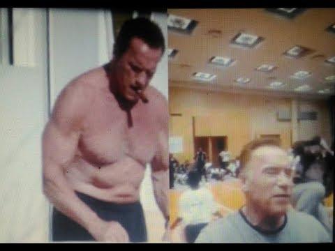 Un loco ataca a Arnold Schwarzenegger en Sudáfrica