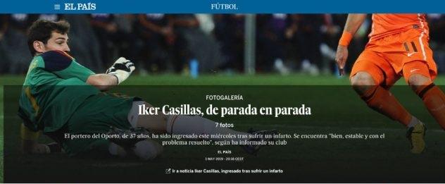 Y el Premio al titular desafortunado de 2019 es para... El País