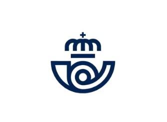 El nuevo logo de correos por el que hemos pagado 250.000 euros es el mismo logo pero sin texto y sin fondo amarillo