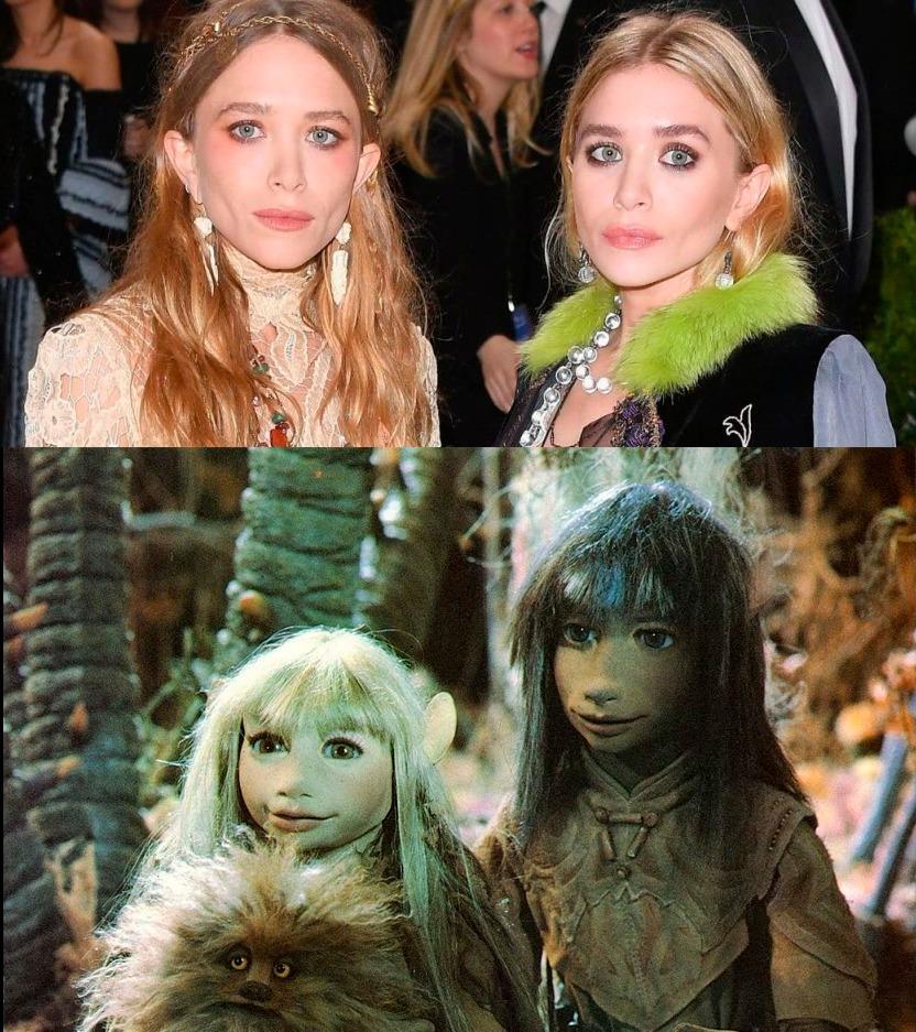 Las gemeliers Olsen cumplen hoy 33 años.
