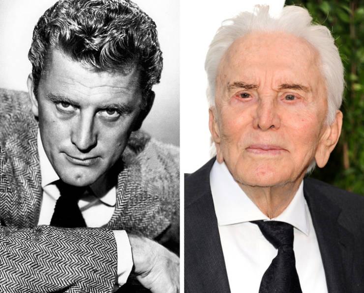 16 famosos que tienen alrededor de 100 años