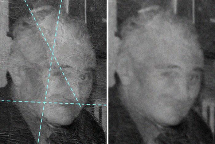 """Un artista se dedica a restaurar fotografías """"sin arreglo"""" y estos son los resultados"""