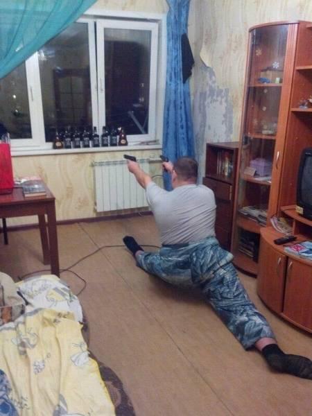 Recopilatorio de fotos totalmente normales en Rusia