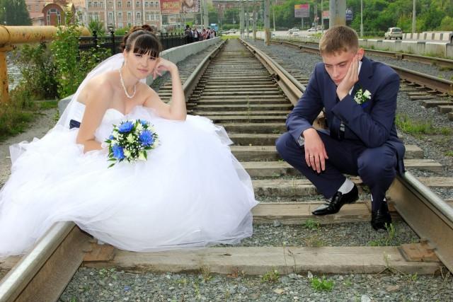 Bodas rusas totalmente normales... en Rusia [33 fotos]