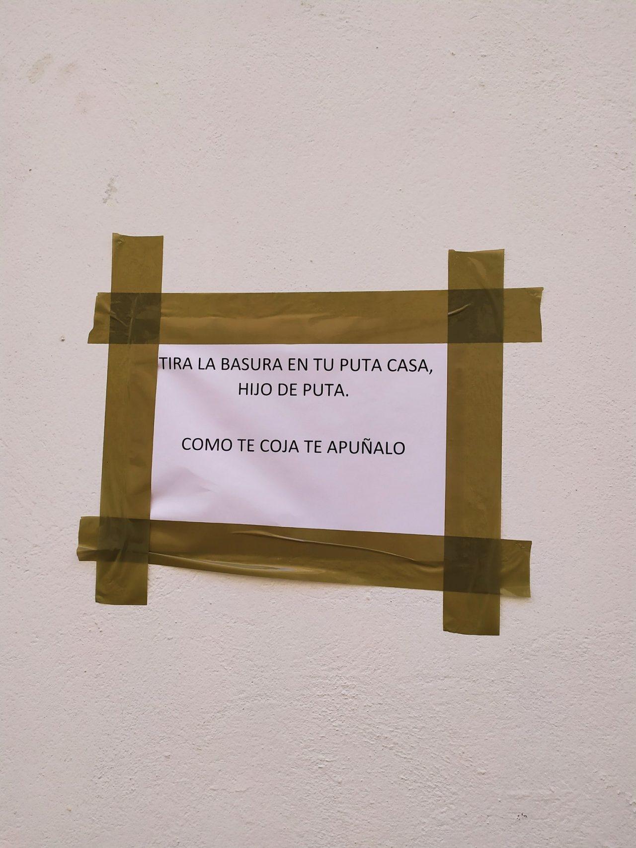 """Y hoy en """"vecinos colegas"""": Diálogo sosegado"""