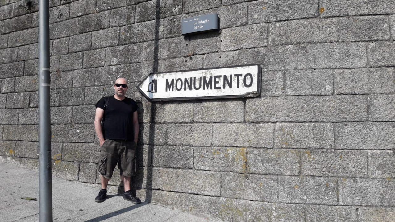El Finolier Alfergox está haciendo turismo en Portugal y nos envía esta foto
