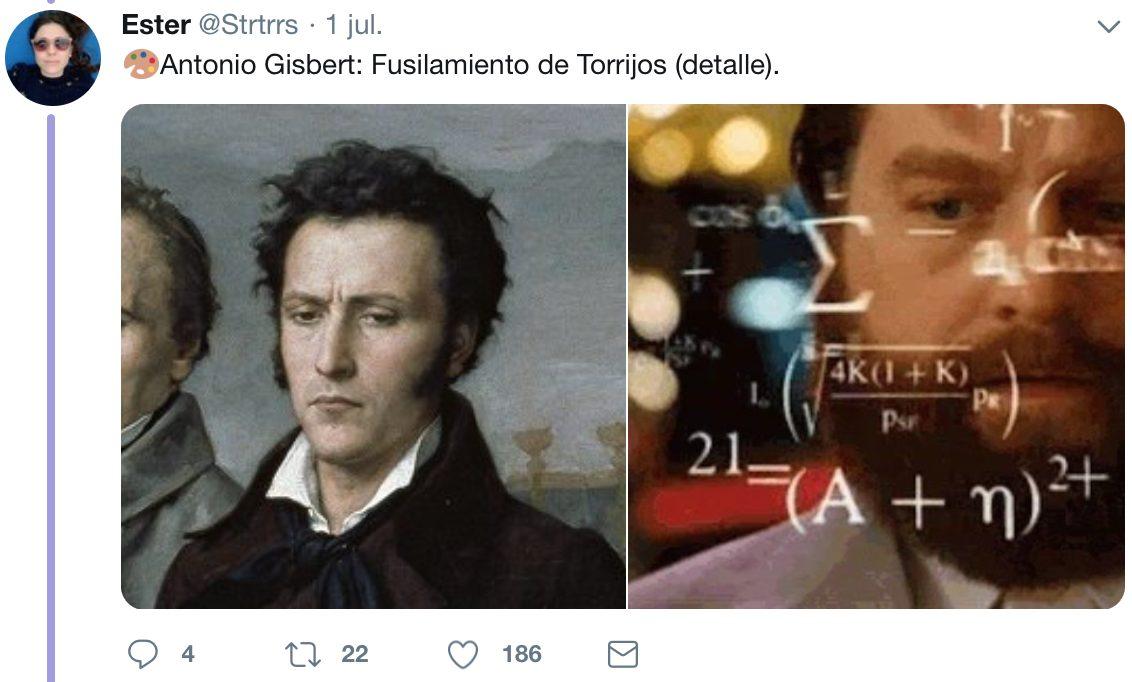 Detrás de cada meme hay un cuadro