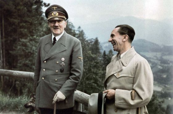 ¡Goebbels está de moda!