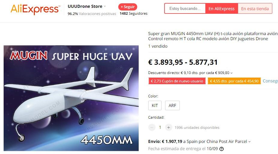 ¿Te sobran 7300 euros? ¿qué tal un pato de goma gigante de 12 metros?