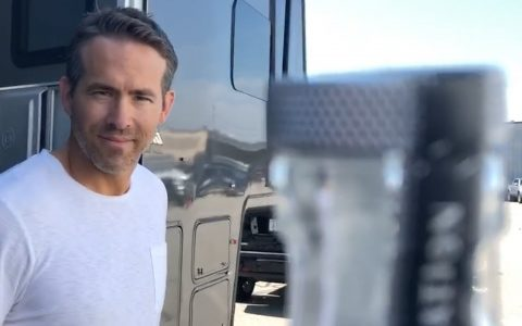El Bottle Cap Challenge de Ryan Reynolds