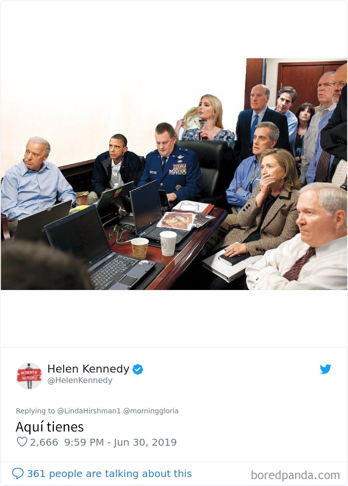 La incómoda conversación de Ivanka Trump con los líderes mundiales (Theresa May, Emmanuel Macron, Justin Trudeau, Christine Lagarde)