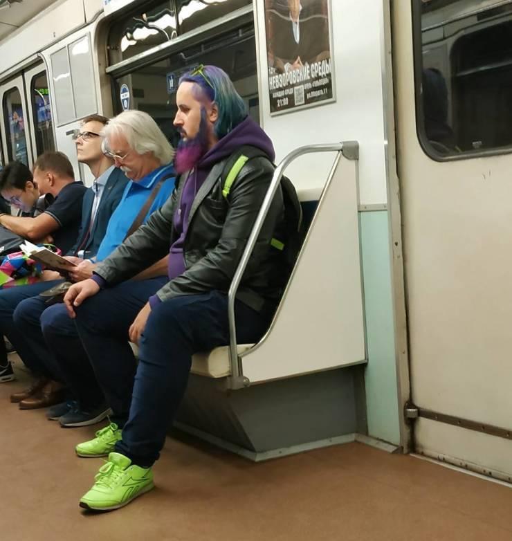 Fotografías totalmente normales en Rusia [66 FOTOS]