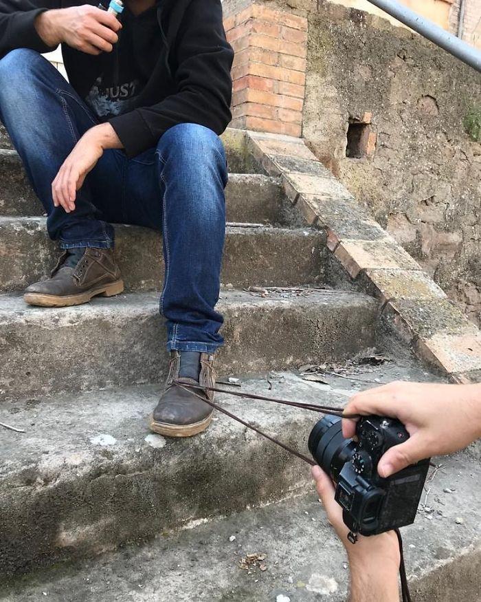 Jordi Puig, el fotógrafo catalán y su creativa forma de sacar fotos