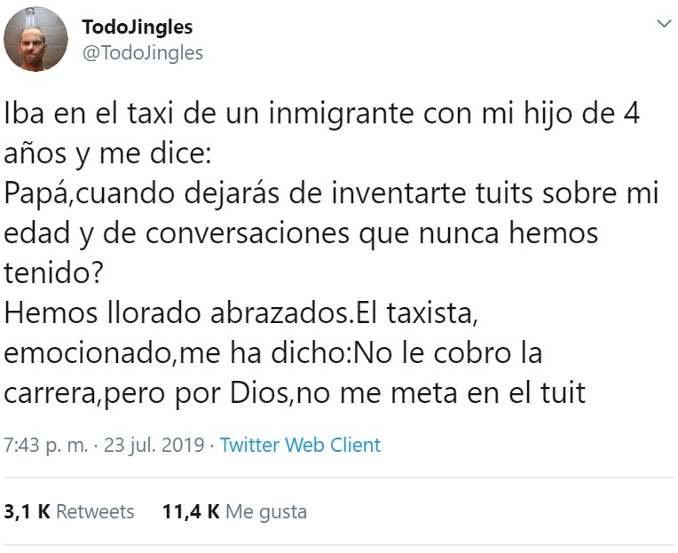 Tuit 100% real noinvent