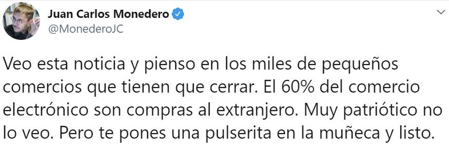 Si fuera por Móneder, aún iríamos en carretas, usaríamos cestas de mimbre en lugar de bolsas, y mantendríamos un ancho de vía de ferrocarril distinto al de Europa