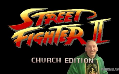 Street Fighter: Church Edition