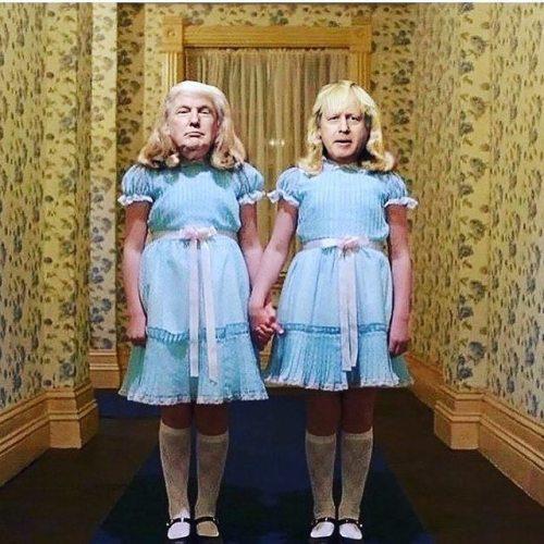 Los ingleses por fin tienen a su Donald Trump Hacendado
