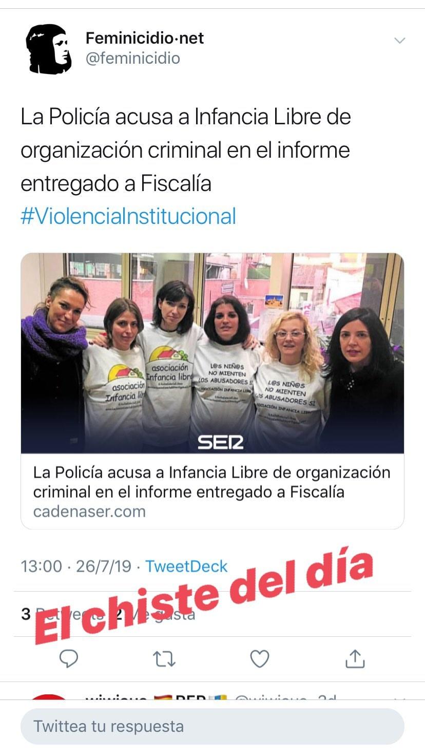 #ViolenciaInstitucional