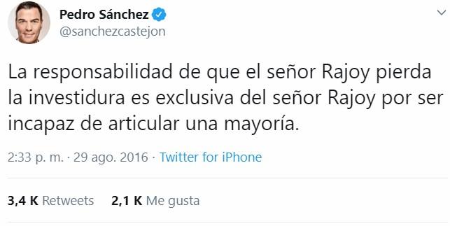 ¿Podemos? no, el mayor enemigo del PSOE es la hemeroteca