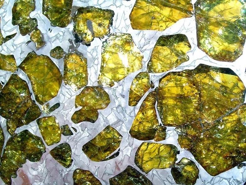El meteorito de Fukang, una maravilla del cosmos cuatro veces más valioso que el oro