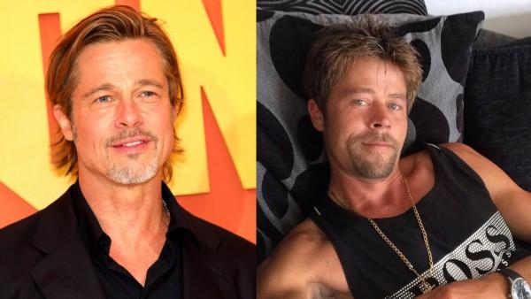 Es constructor y sueña con dejar el trabajo y dedicarse a ser el doble de Brad Pitt