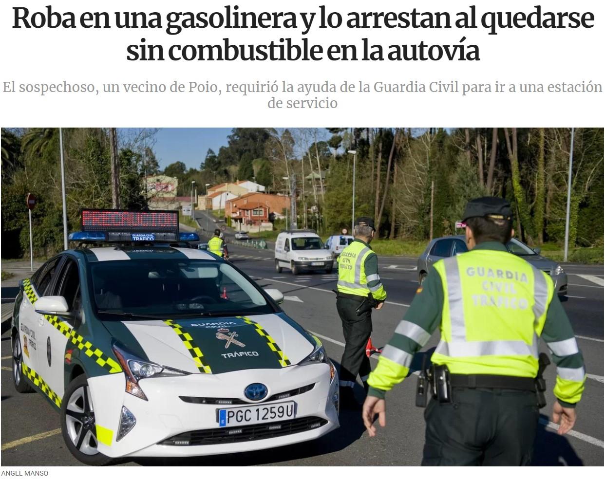 """""""Eres más tonto que Abundio, que robó en una gasolinera y le arrestaron por quedarse sin gasolina"""""""