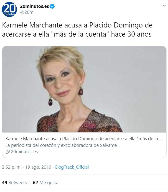Karmele recupera la memoria después de 30 años
