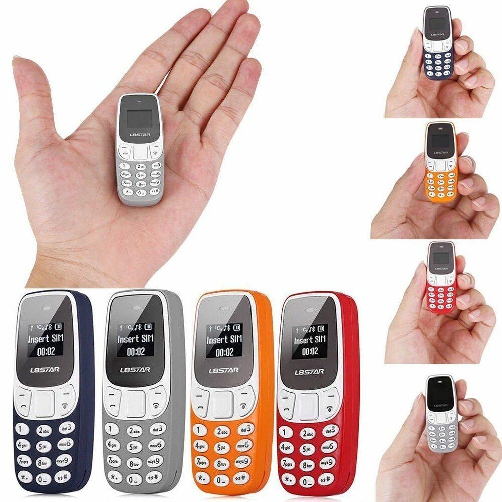 Un móvil del tamaño de un mechero, dual sim, y MP4 por menos de 12 euros