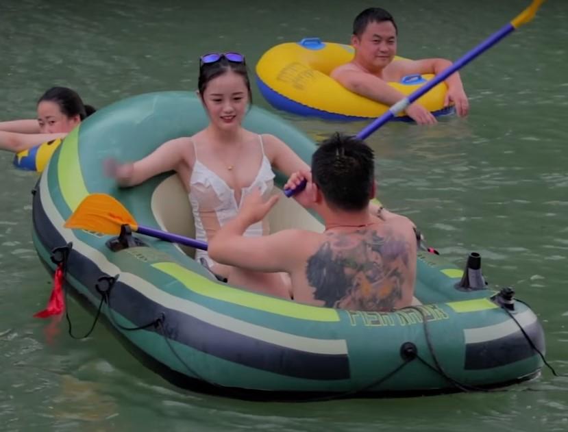 Verano en la China rural