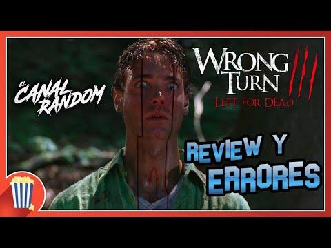 Errores de películas: Camino Hacia el Terror 3