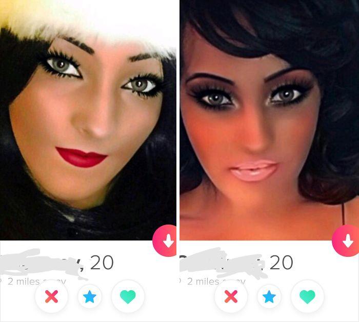 Personas a las que les echaron un poco de foto en los filtros [17 FOTOS]