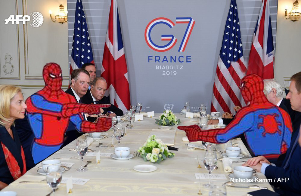 ¿Cuánto dinero ha decidido el G7 destinar a los incendios del Amazonas?