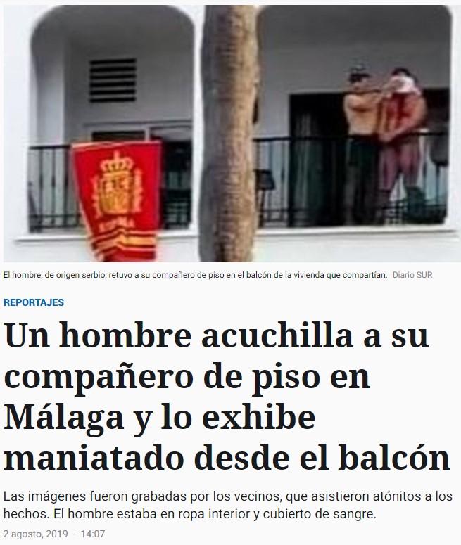 Dos carteristas son pillados intentando robar en un bus de Barcelona, y uno de ellos le mete un cabezazo al que iba a ser robado