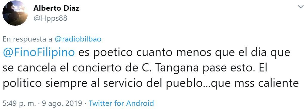 Podemos lo ha conseguido: el veto a C. Tangana por sus letras se ha materializado