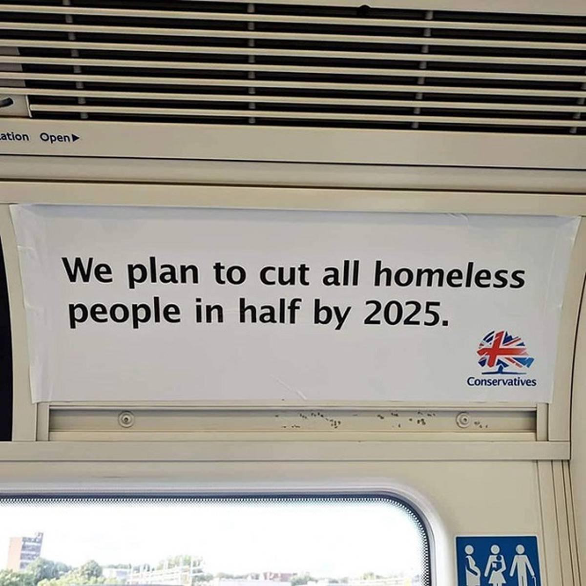 Hombre, como medida para acabar con la pobreza podría ser efectiva, pero no sé yo...