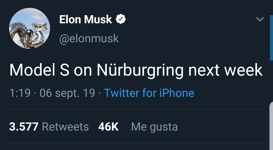 Porsche lanza el Taycan, su primer 100% eléctrico para plantarle cara a Tesla, y ya se han llevado la primera colleja de Elon Musk