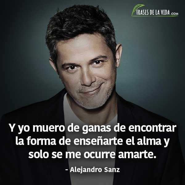 Y tú, ¿qué clase de tuit de Alejandro Sanz eres?