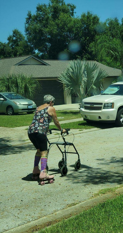 Y si mi abuela tuviera 12 ruedas sería un cami... oh